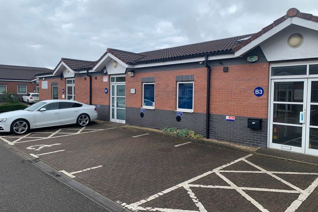 Thumbnail Office for sale in The Point, Weaver Road, Lincoln