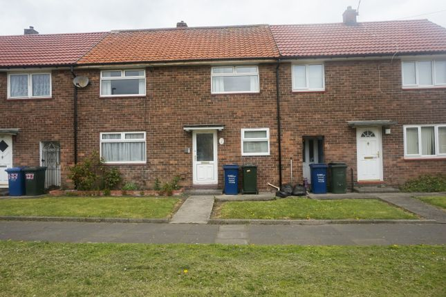3 bed terraced house for sale in Trevelyan Drive, Westerhope, Newcastle Upon Tyne
