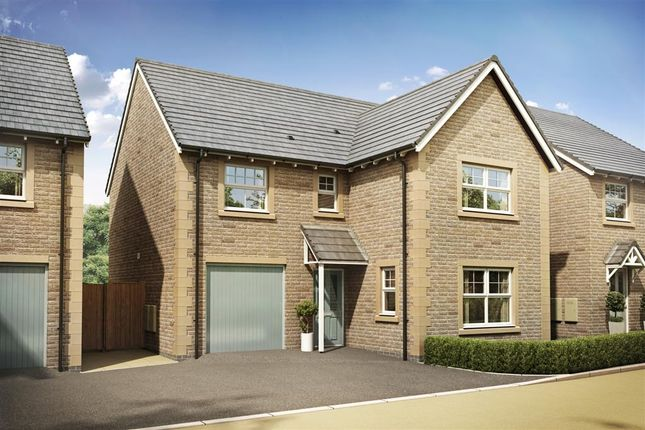 Artist Impression Of The Evesham At Half Penny Meadows (The Development Edge)