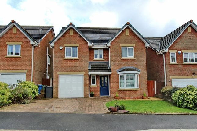 Thumbnail Detached house for sale in Prospect Place, Bury