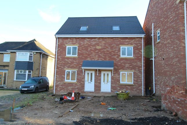Thumbnail Semi-detached house for sale in Church Lane, Dinnington, Sheffield