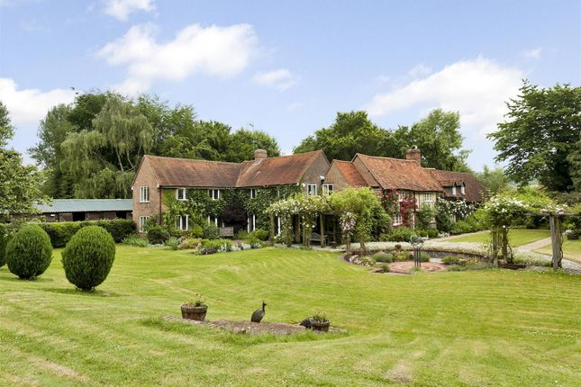 Thumbnail Detached house for sale in Skirmett, Henley-On-Thames