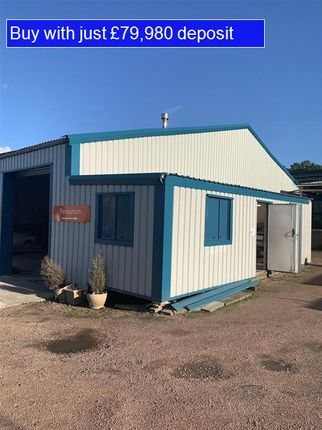 Thumbnail Commercial property for sale in Poplar Road, Glenrothes