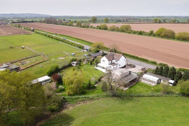 Thumbnail Detached house for sale in Tern Hill Road, Market Drayton