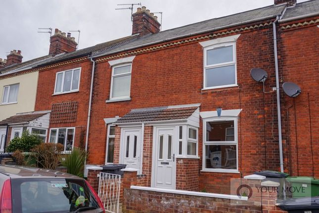 Thumbnail Terraced house to rent in Suffield Road, Gorleston, Great Yarmouth