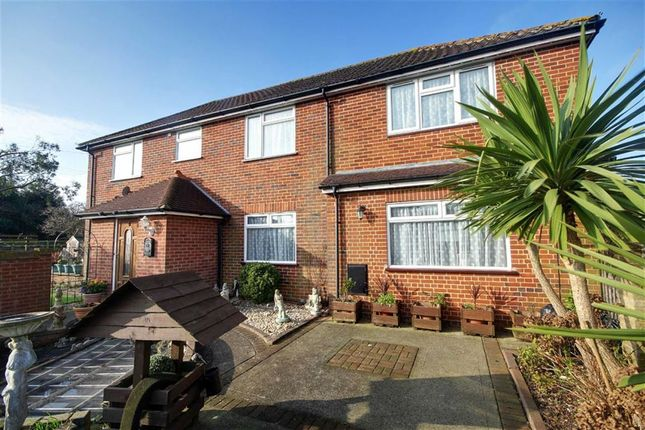 Thumbnail Detached house for sale in Loxwood Avenue, Thomas A Becket, Worthing, West Sussex