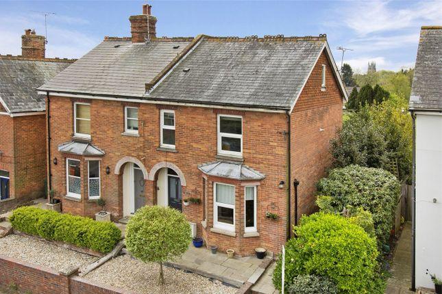 Thumbnail Semi-detached house for sale in 26 Beacon Oak Road, Tenterden, Kent