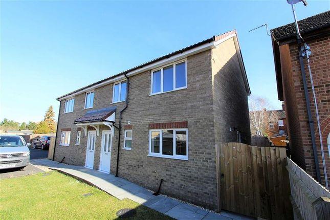 Thumbnail Semi-detached house for sale in Vandyke Road, Leighton Buzzard