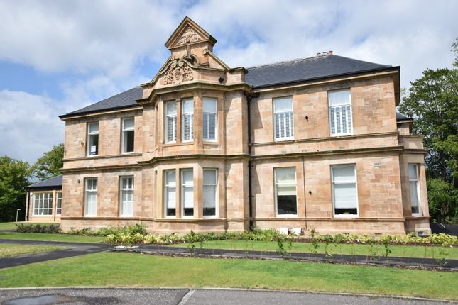 Thumbnail Flat for sale in Rutherford Drive, Lenzie, Kirkintilloch, Glasgow