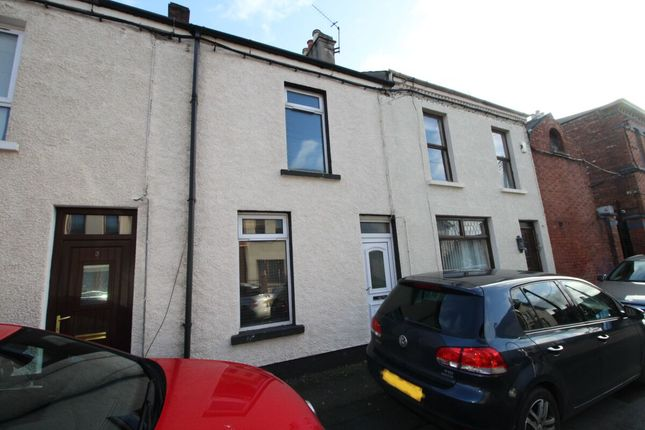 Thumbnail Terraced house for sale in Station View, Dunmurry, Belfast
