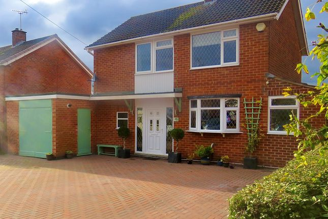 Thumbnail Detached house for sale in Stella Avenue, Tollerton, Nottingham