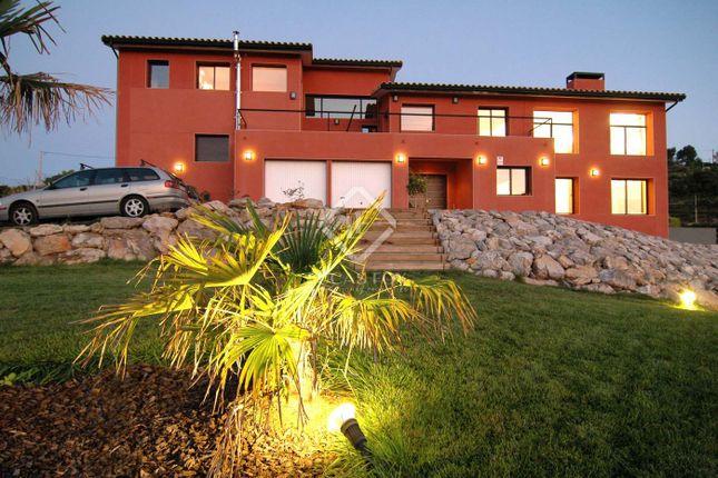 Thumbnail Villa for sale in Spain, Barcelona, Sitges, Olivella / Canyelles, Lfs2474