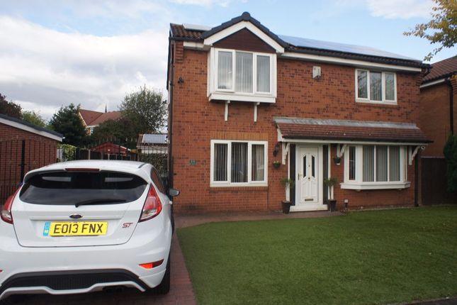 3 bed detached house for sale in Riverside Close, Warrington