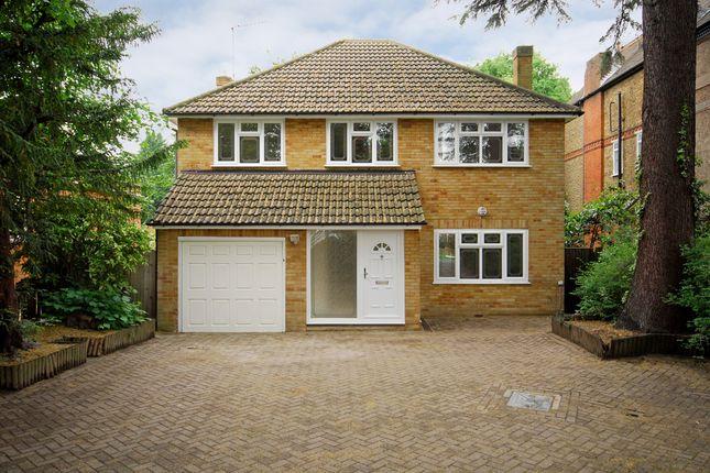 Thumbnail Detached house to rent in Ditton Road, Surbiton, Surbiton
