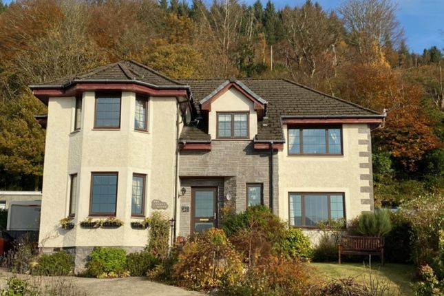 4 bed detached house for sale in Shore Road, Kilmun, Argyll And Bute PA238Sb PA23