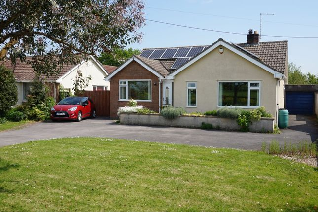 Detached bungalow for sale in Biddisham, Axbridge