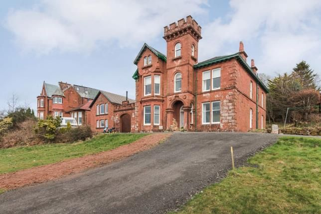 Thumbnail Flat for sale in Montgomerie Terrace, Skelmorlie, North Ayrshire, Scotland