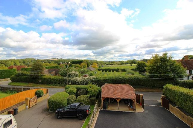 View To Front of Bank Cottages, Nettlestead Green ME18