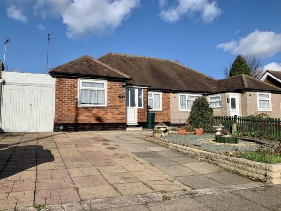 Thumbnail Bungalow for sale in Heath Way, Birmingham, West Midlands