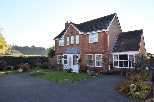 Thumbnail Detached house for sale in Parkstone Avenue, Bromsgrove
