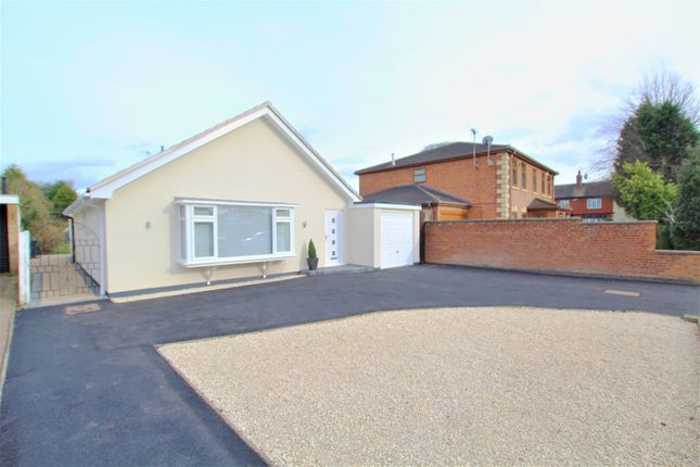 Thumbnail Detached bungalow for sale in Magyar Crescent, Nuneaton