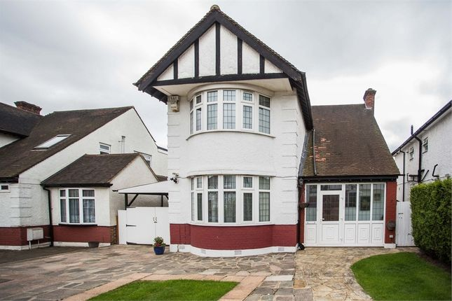 Thumbnail Detached house for sale in The Mount, Wembley Park, Middlesex