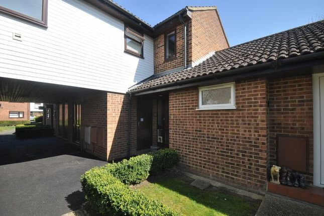 Thumbnail Terraced house for sale in Station Road East, Ash Vale, Aldershot