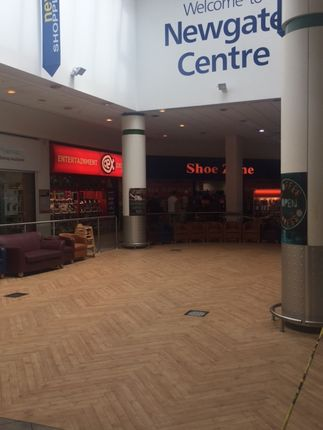 Retail premises to let in Mall Café Opportunity, Newgate Shopping Centre, Bishop Auckland