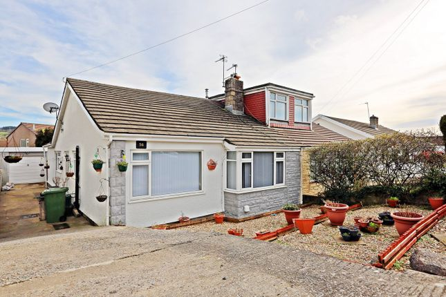 Thumbnail Semi-detached bungalow for sale in York Drive, Llantwit Fardre, Pontypridd
