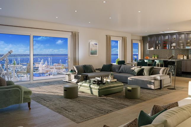 Thumbnail Flat for sale in Four Bed Penthouse Apartment, The Moorings, Edinburgh