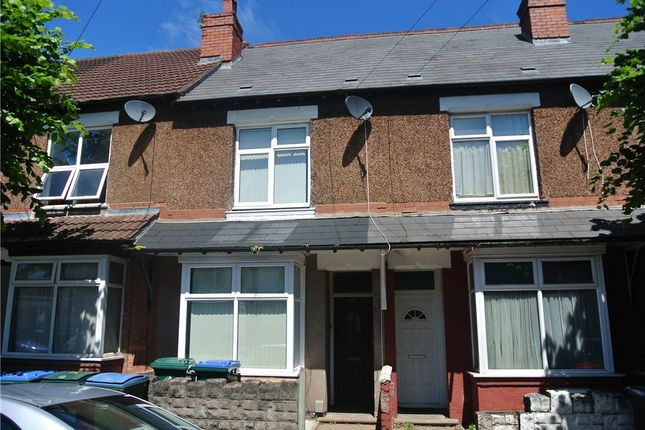 Thumbnail Terraced house to rent in Bolingbroke Road, Coventry, West Midlands