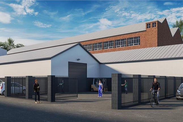 Thumbnail Industrial to let in Unit 3 Deva Works, River Lane, Saltney, Chester