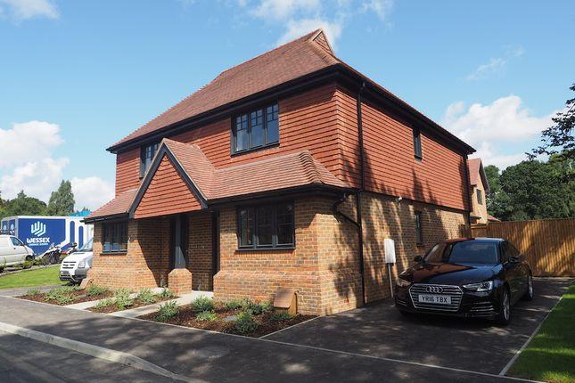 Thumbnail Semi-detached house for sale in Birchen Lane, Gander Green, Haywards Heath, West Sussex