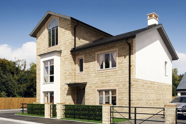 "Thumbnail Detached house for sale in ""Murano"" at Granville Road, Lansdown, Bath, Somerset, Bath"