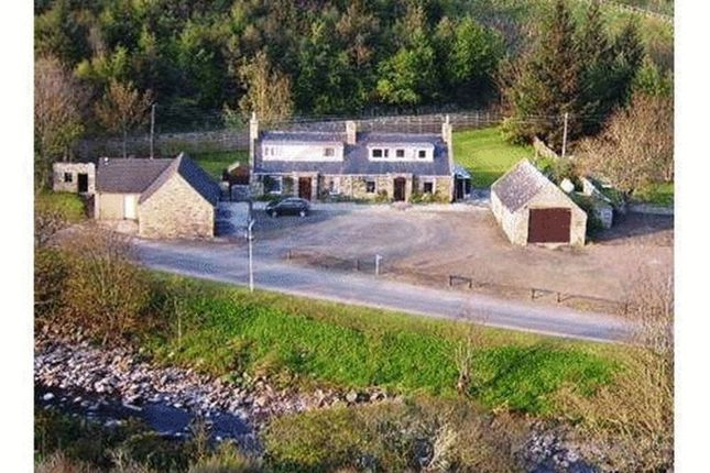 Thumbnail Property for sale in Bridgend/Smithy Portormin Road, Dunbeath, Caithness