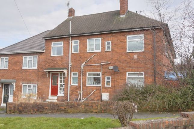 Thumbnail Flat for sale in Sarabell Avenue, Guidepost, Choppington
