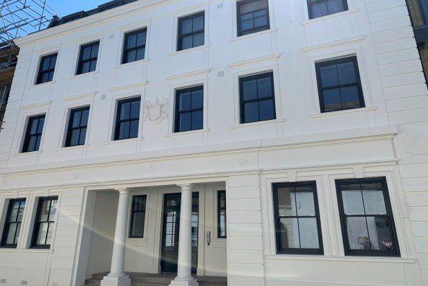 Thumbnail Flat to rent in Queensbridge Drive, Ramsgate
