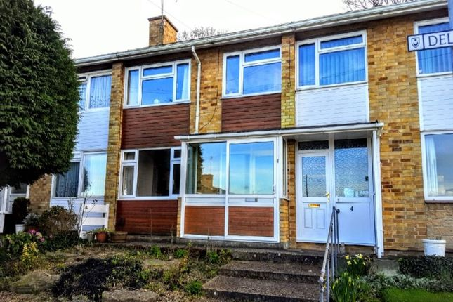 Thumbnail Terraced house for sale in Dell Close, Widley, Waterlooville