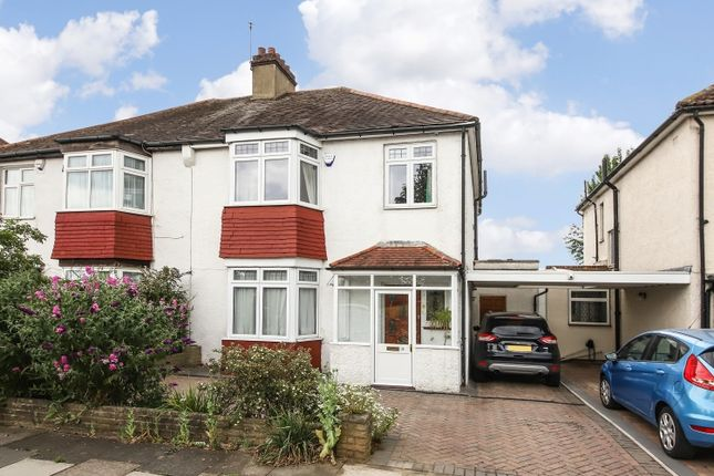Thumbnail Semi-detached house for sale in Weigall Road, London