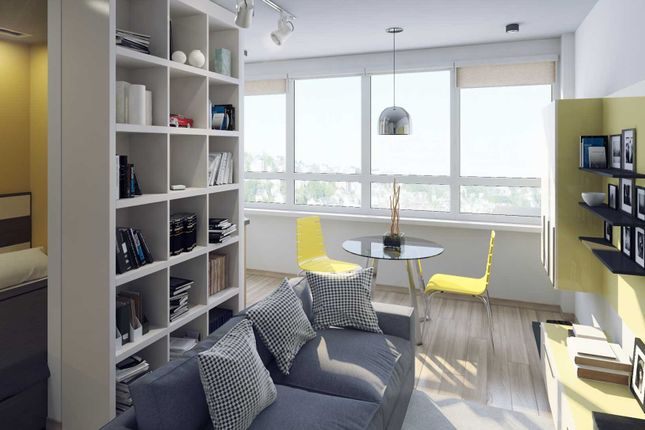 1 bed flat for sale in 3-11 Temple, Street, Liverpool