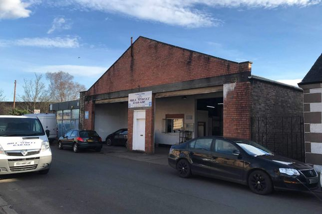 Thumbnail Commercial property for sale in Hill Street, Alloa
