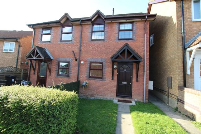 2 bed semi-detached house to rent in Ellicks Close, Bradley Stoke, Bristol