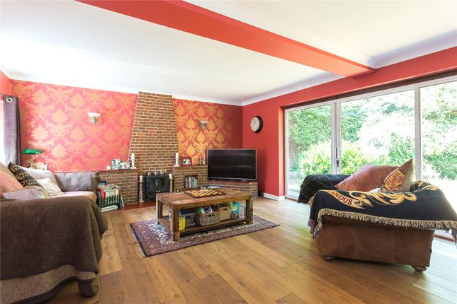 Thumbnail Detached bungalow for sale in Shenfield Road, Shenfield, Brentwood, Essex
