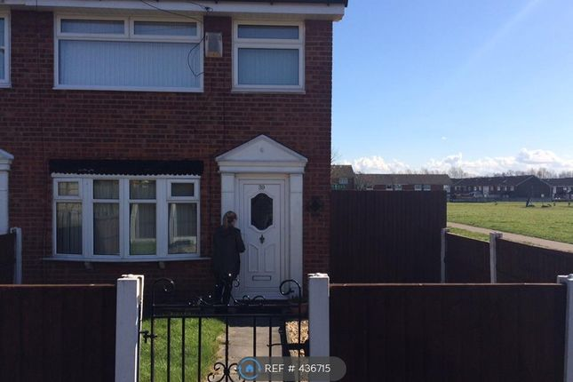 Thumbnail End terrace house to rent in Amy Walk, Liverpool