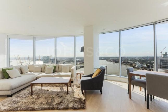 Thumbnail Flat to rent in Fairmont Avenue, London