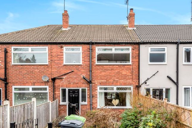 Thumbnail Terraced house for sale in Roman Drive, Leeds, West Yorkshire