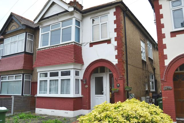 Thumbnail Flat to rent in Tenby Close, Chadwell Heath, Romford