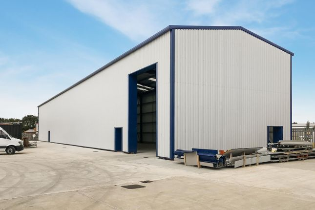 Thumbnail Light industrial to let in Skegness Trade Park, Skegness