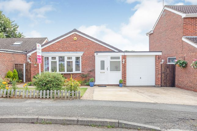 Thumbnail Detached bungalow for sale in Broadlands, Desborough, Kettering