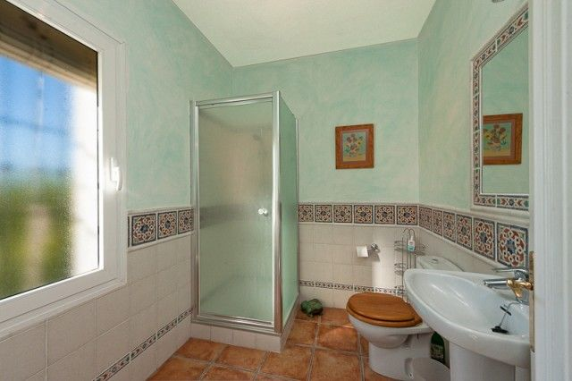 Bathroom of Spain, Málaga, Mijas, La Alquería